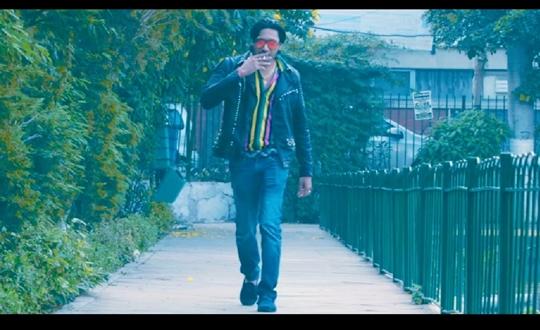 Rishabh Jain Starrer Vinashkaal Film Relesaing On 27th Nov 2020