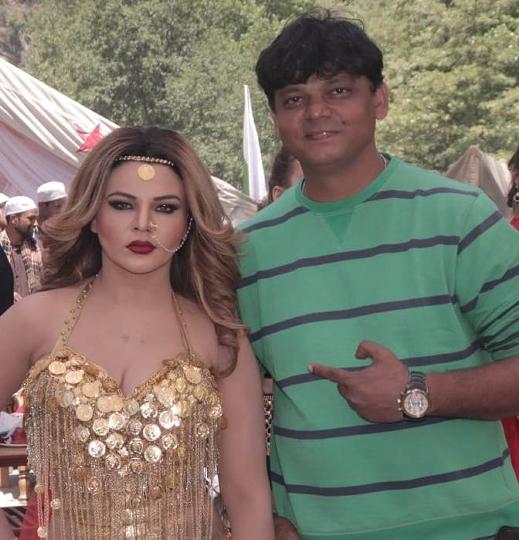 Actress Rakhi Sawant  & Producer Director Rakesh Sawant apologized to the people of Uttarakhand, about the word Pahadi