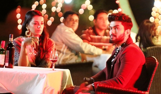 Sourya Music International Upcoming Film VEBBI Mahableshwar Schedule Completed With Star Cast Mugdha Godse And Man Singh
