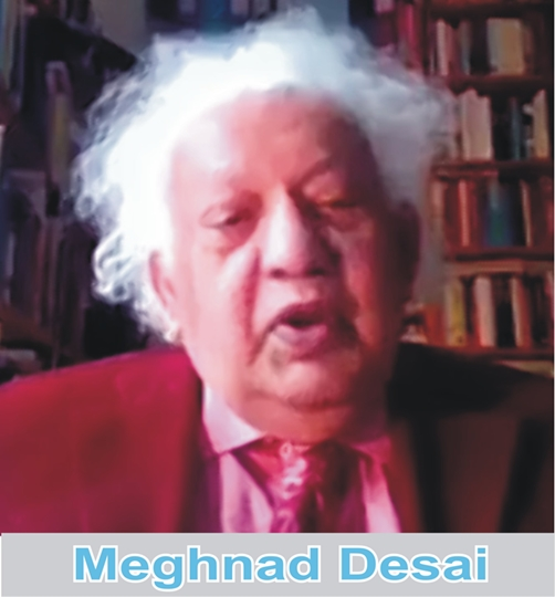 Kamala Harris Is Not Going To Be 24×7 Friend Of India – Meghnad Desai