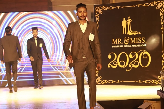Suresh Rajpurohit Won Mr Rajasthan Of Mr & Miss Universal Indian Ambassador 2020