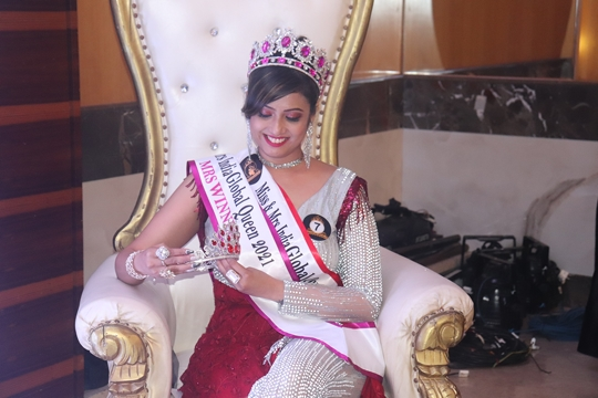 Miss & Mrs India Global Queen Finale  Successfully Concluded In Chembur Mumbai