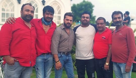 Technician Film Factory Signs Superstar Khesari Lal Yadav For New Venture Shooting Will start soon