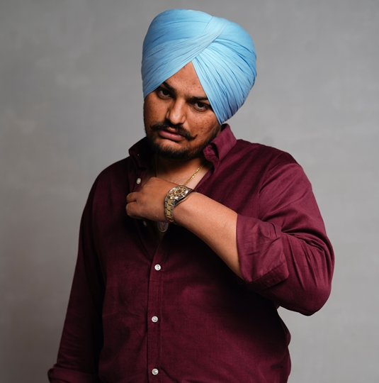 Versatile Punjabi Singer Sidhu Moose Wala Hit Billboard Canadian Top 100 and rank #1 on Top Triller Global Charts
