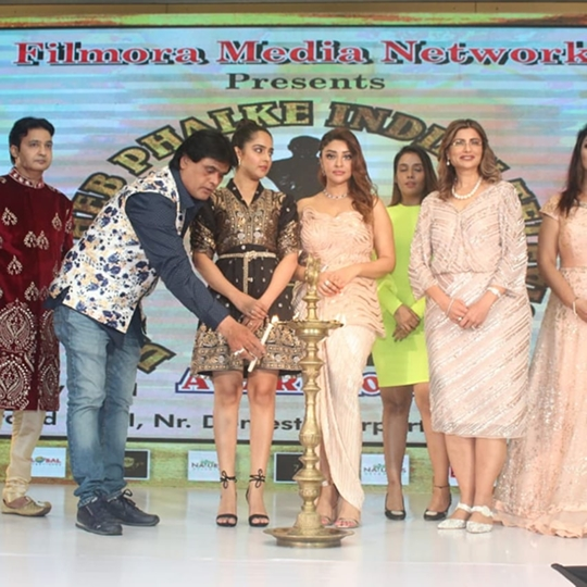 Dadasaheb Phalke Indian Television Award 2021 Was Held Successfully With Celebrities