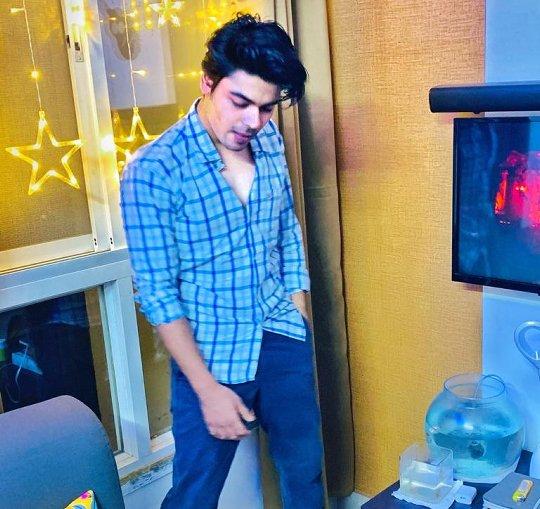 Ayush Saxena the next star from ludhiana who had played numerous role like yeh rishta kya kehlata hai and Rudra kal for disney hotstar