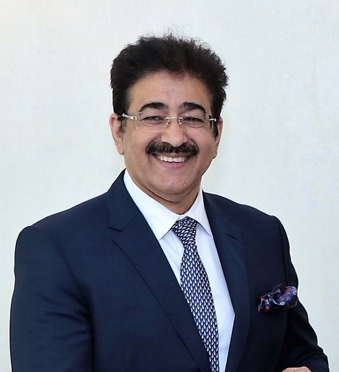 Sandeep Marwah Special Invitee at Tashkent Film Festival