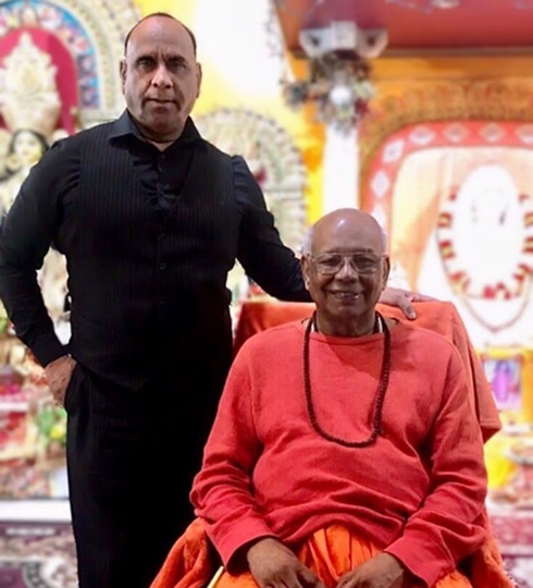 Swami Purnatmanandaji  Maharaj Little Known Facts By Karina Sharma